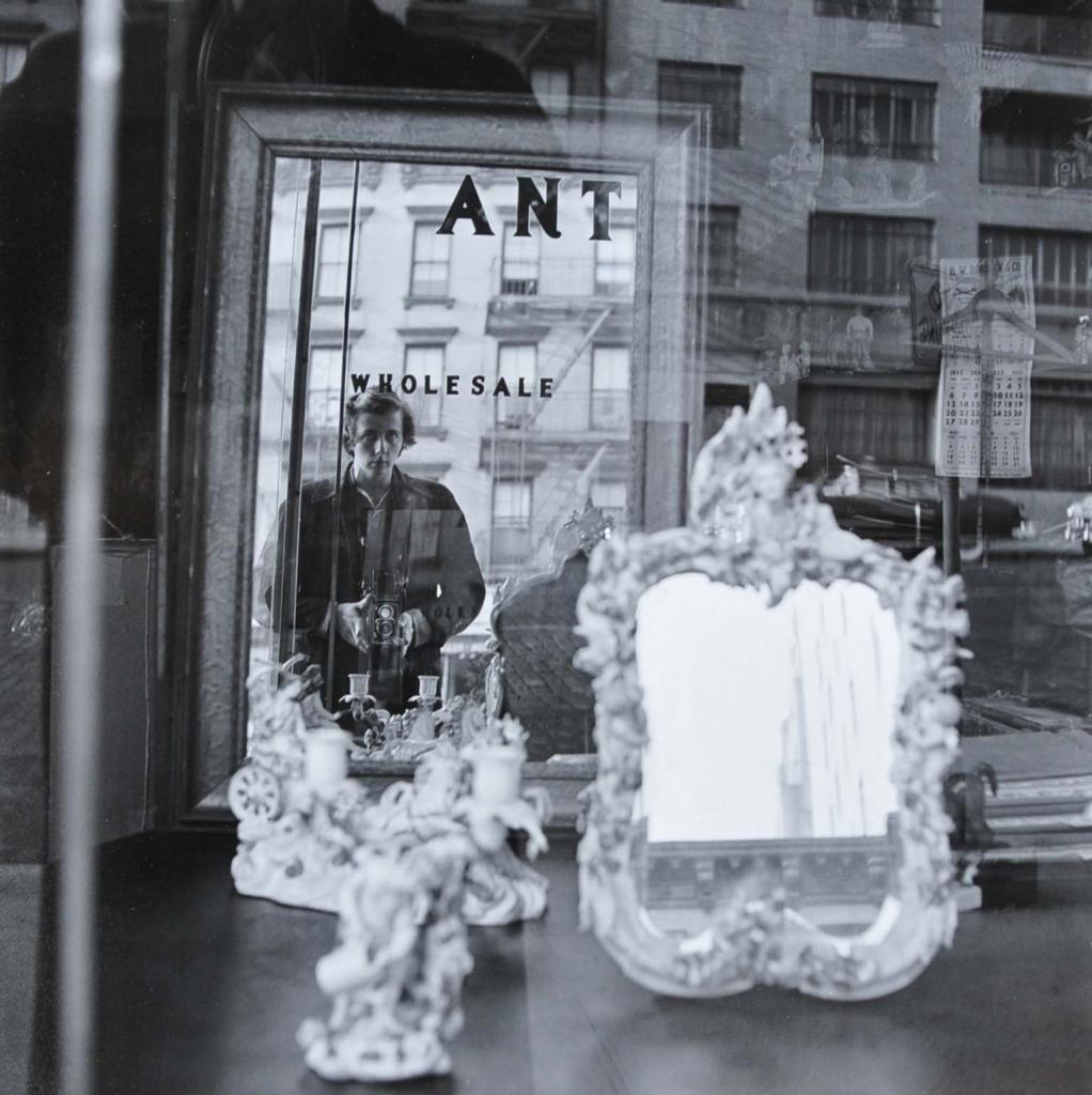 Autoportraits de Vivian Maier
