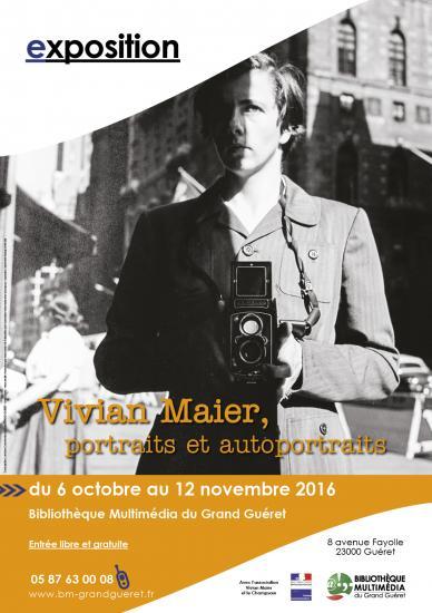 Affiche expo vivianmaier web