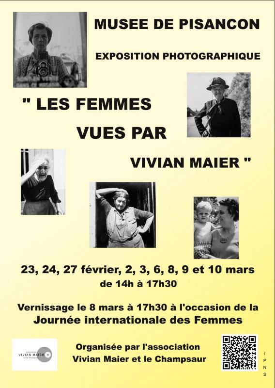 Expo les femmes vues par vivian maier copie