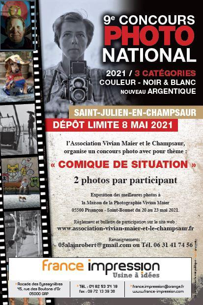 Flyer concours 2021